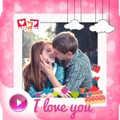 Love Photo Video Maker new icon