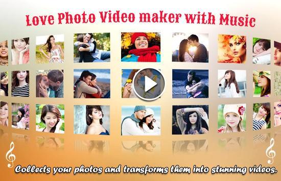 Love Photo Video Maker screenshot 10