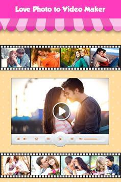 Love Photo Video Maker screenshot 2