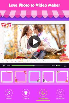 Love Photo Video Maker screenshot 3