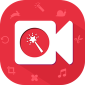 Photo Video Editor: Music, Cut icon