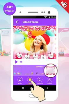 Photo Video Maker with Music screenshot 10