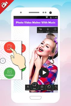 Photo Video Maker with Music screenshot 7