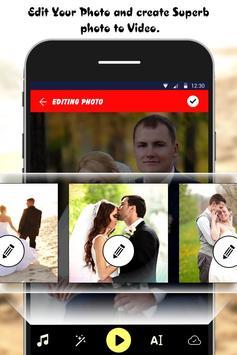 Wedding Photo Video Transition screenshot 4