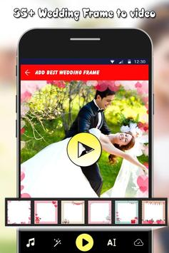 Wedding Photo Video Transition screenshot 8