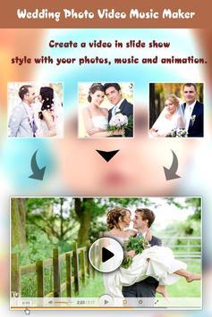 Wedding Photo Video Transition screenshot 1