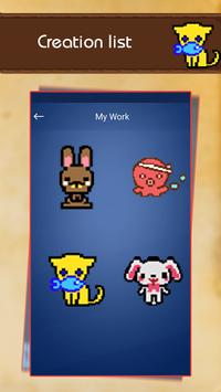 Color by Number: Pixel Draw Animal screenshot 4