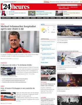 Schweiz Zeitungen screenshot 6