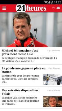 Schweiz Zeitungen apk screenshot