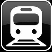 Togtrafikken i DK - DSB icon