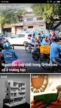 Đọc báo Pega apk screenshot