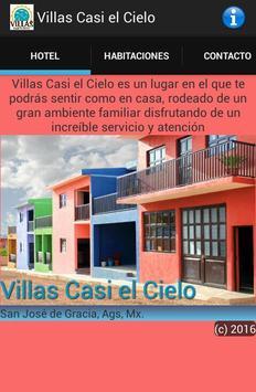 Villas Casi el Cielo poster