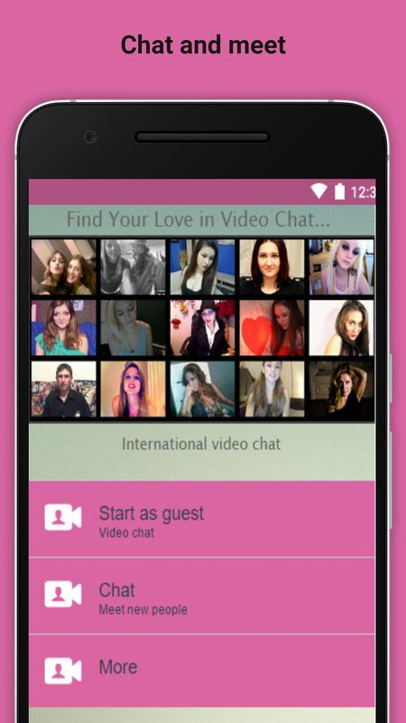 Video Live Chat for Free APK Download - Free Dating APP for Android ...