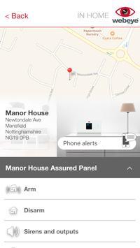 In Home apk screenshot