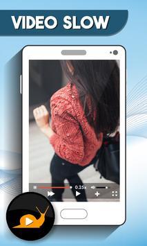Video Play Slowdown apk screenshot