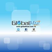 GLOBALHOST APP icon