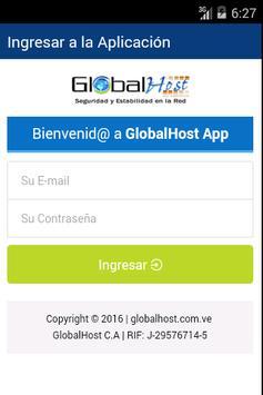 GLOBALHOST APP poster