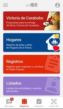 veQR - Somos Venezuela скриншот приложения