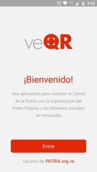 veQR - Somos Venezuela poster