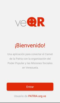 veQR - Somos Venezuela постер