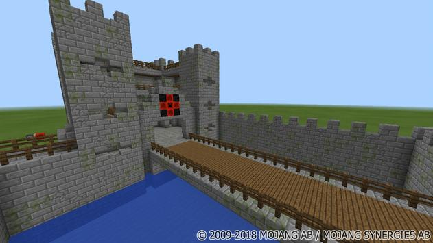 Royal Throne Grab. MCPE map screenshot 13