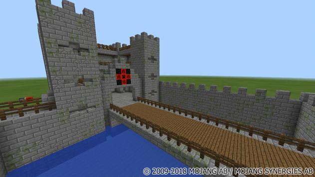 Royal Throne Grab. MCPE map screenshot 1