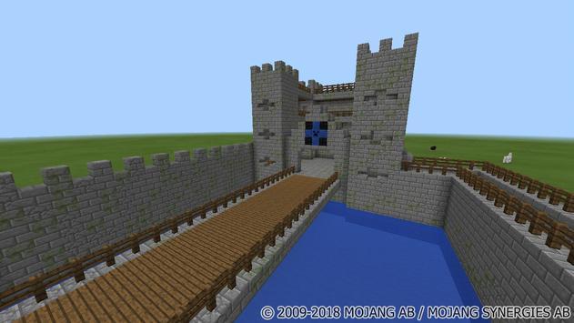 Royal Throne Grab. MCPE map screenshot 2