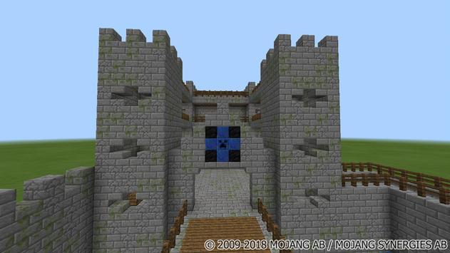 Royal Throne Grab. MCPE map screenshot 3