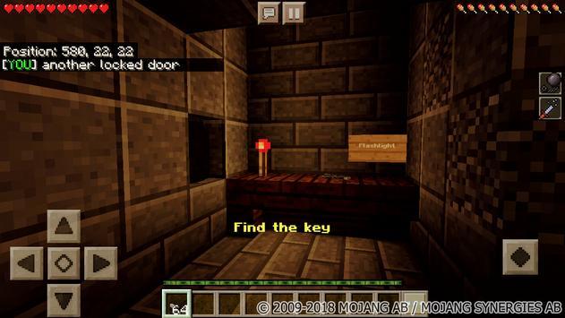 The Doll-2. Horror MCPE Map screenshot 18