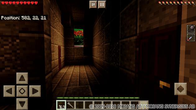 The Doll-2. Horror MCPE Map screenshot 11