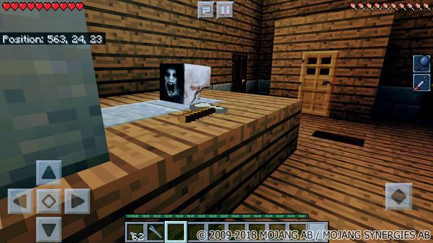 The Doll-2. Horror MCPE Map screenshot 7