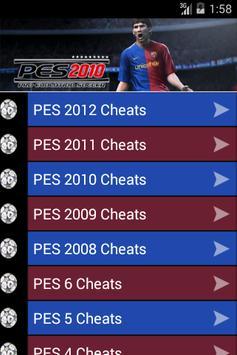 Guide for Pro Evolution Soccer poster