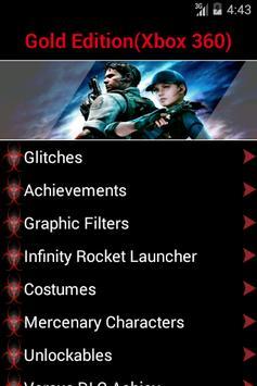 Guide for Resident Evil apk screenshot