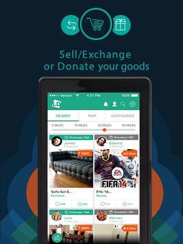 LenDen: Classifieds Buy & Sell apk screenshot