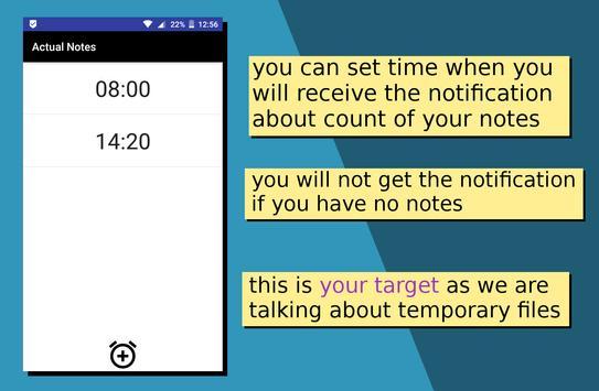 Actual Notes screenshot 5