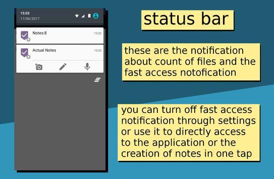 Actual Notes screenshot 6
