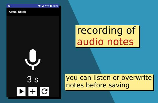Actual Notes screenshot 10
