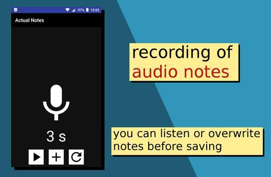 Actual Notes screenshot 17