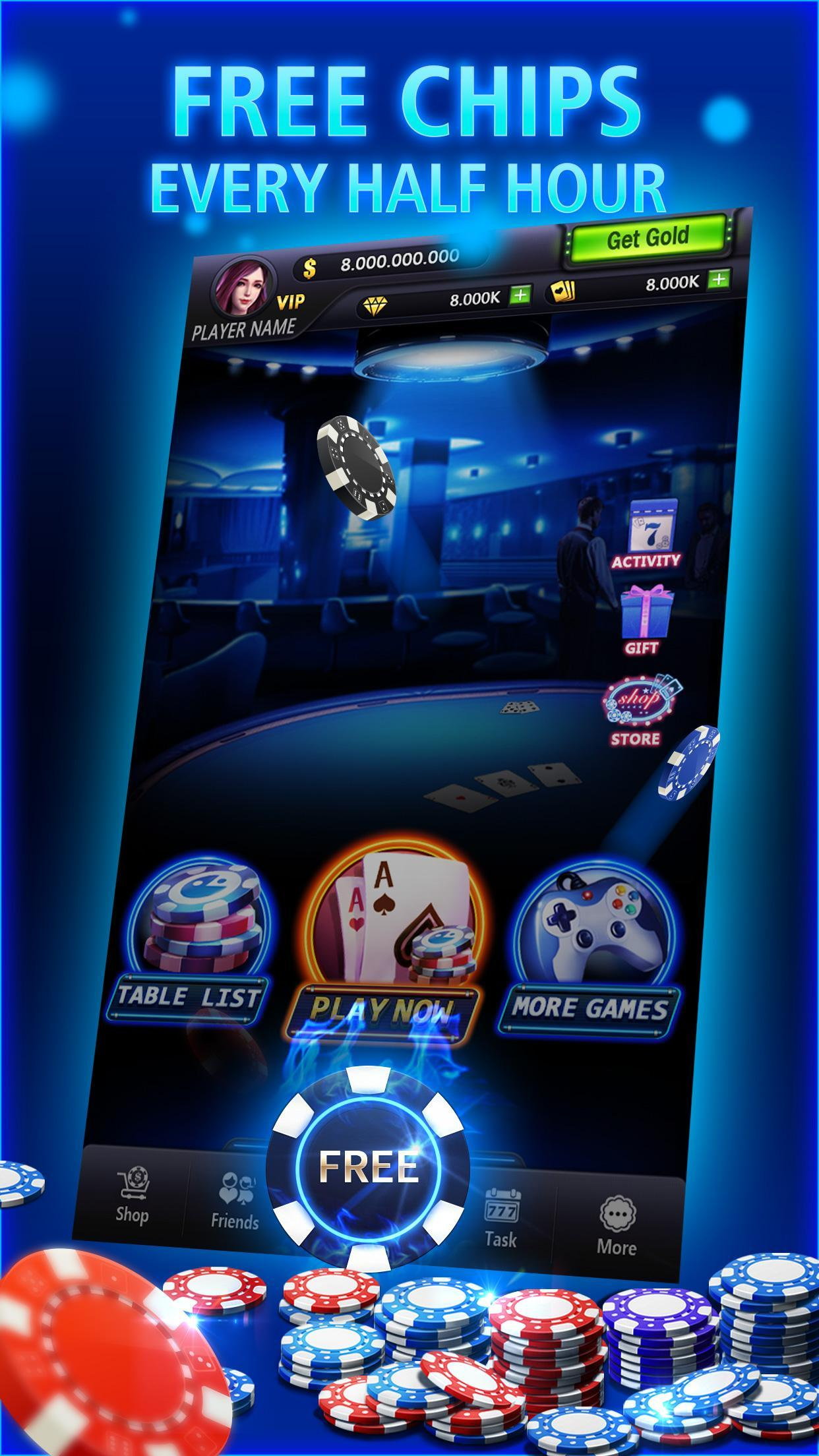 Pocket Poker Texas Hold Em For Android Apk Download