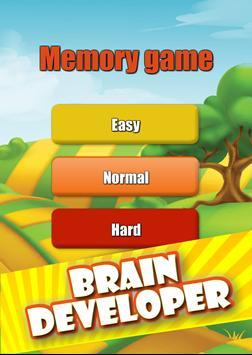 Memory game - Vegetables imagem de tela 17