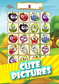 Memory game - Vegetables imagem de tela 14