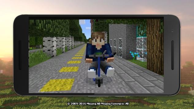 Mod cars for Minecraft screenshot 5