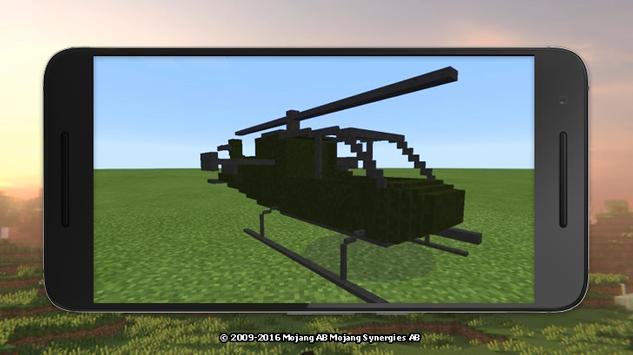 Mod cars for Minecraft screenshot 1