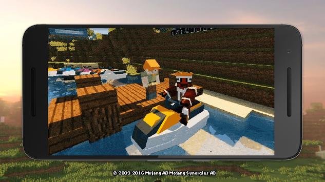 Mod cars for Minecraft screenshot 3