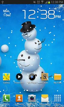 Snowfall Live Wallpaper HD New apk screenshot