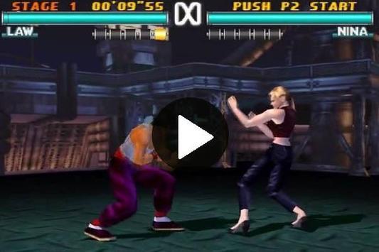 Trick Tekken 3 海报