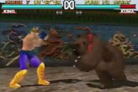 Trick Tekken 3 截图 1