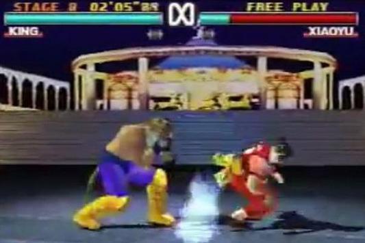 Trick Tekken 3 截图 5