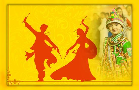 Happy Navratri - Navratri photo Frame screenshot 2