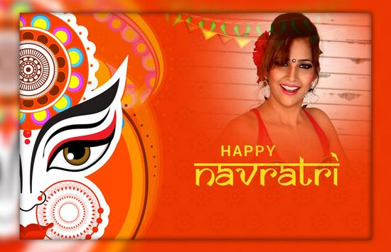 Happy Navratri - Navratri photo Frame screenshot 3